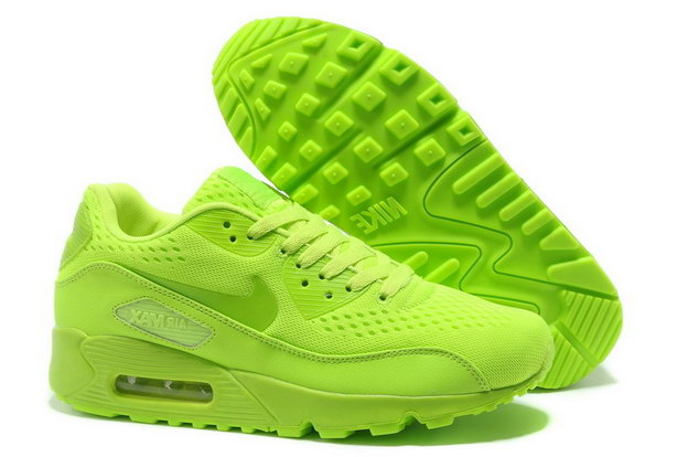 Men's Air Max 90 Premium EM Shoes Green
